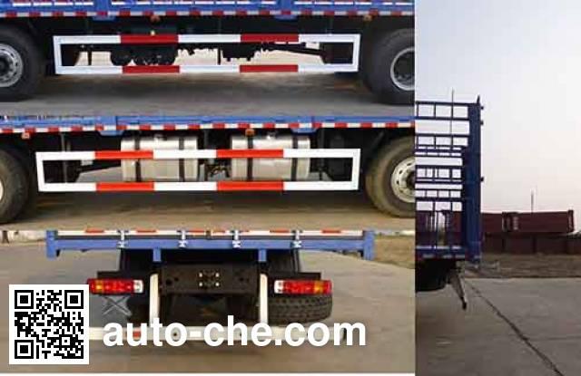 Foton Auman BJ5252CCQ-AA livestock transport truck