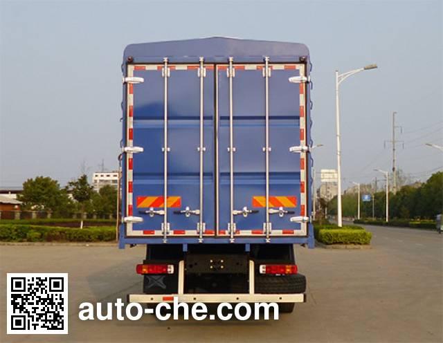 欧曼牌BJ5252CCQ-AB畜禽运输车