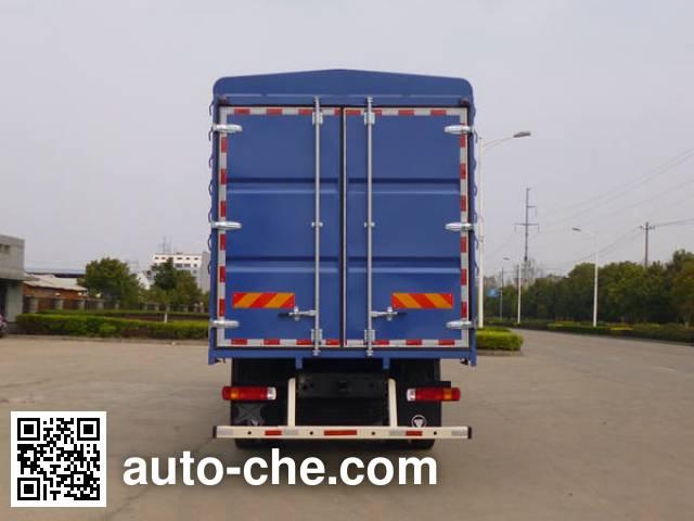 欧曼牌BJ5252CCQ-AC畜禽运输车