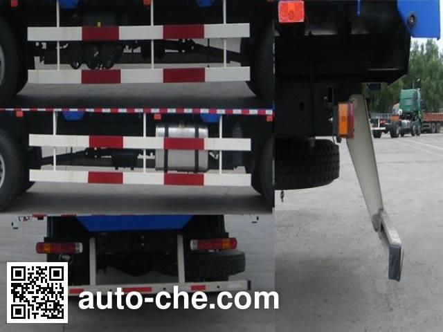 欧曼牌BJ5252CCQ-XB畜禽运输车