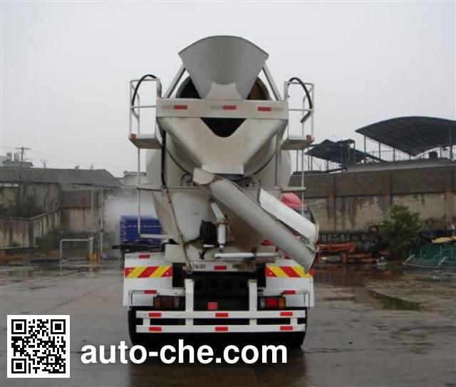 福田牌BJ5252GJB-G2混凝土搅拌运输车