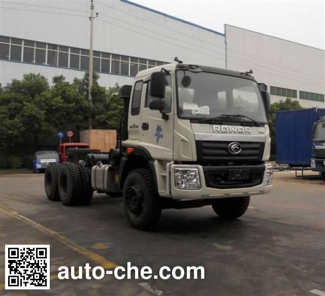 Foton BJ5252GJB-G2 concrete mixer truck chassis
