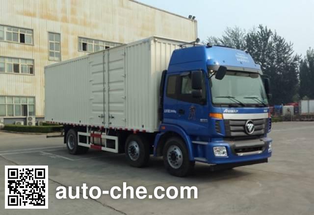 Foton Auman BJ5252XXY-AA box van truck
