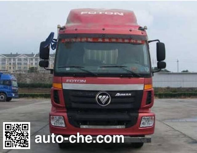 Foton Auman BJ5252XXY-XG box van truck