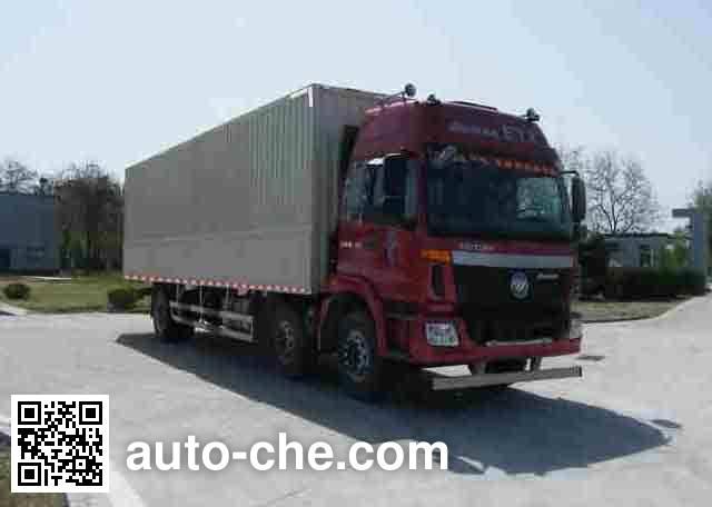Foton Auman BJ5252XYK-XA wing van truck