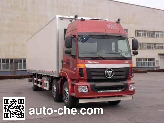 Foton Auman BJ5252XYK-XB wing van truck