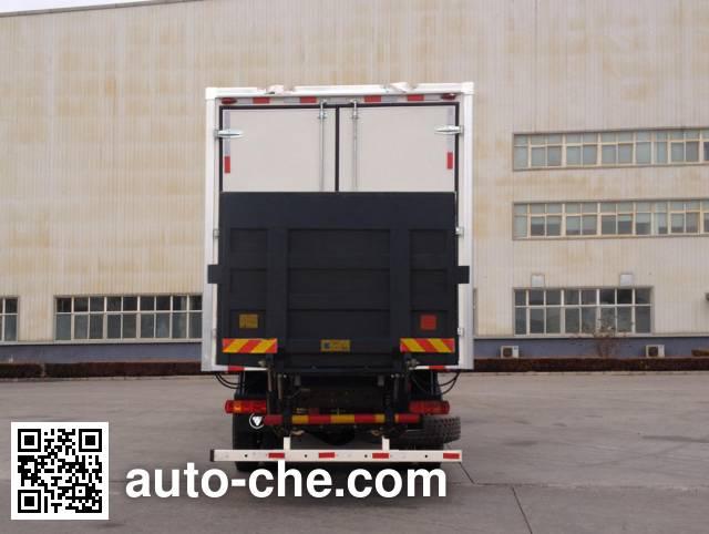 Foton Auman BJ5252XYK-XC wing van truck