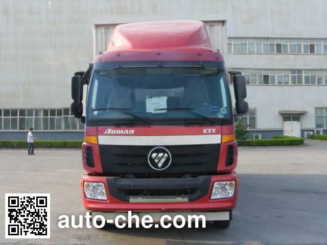 Foton Auman BJ5252XYK-XD wing van truck