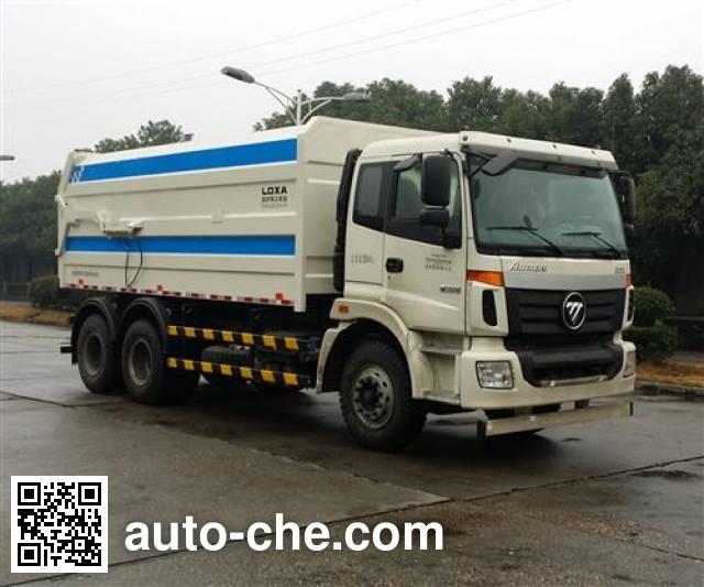 福田牌BJ5252ZLJE4-H1垃圾转运车