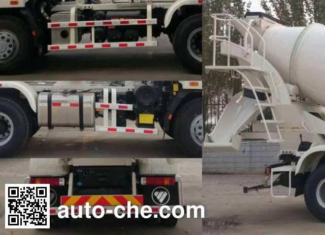 Foton Auman BJ5253GJB-AA concrete mixer truck