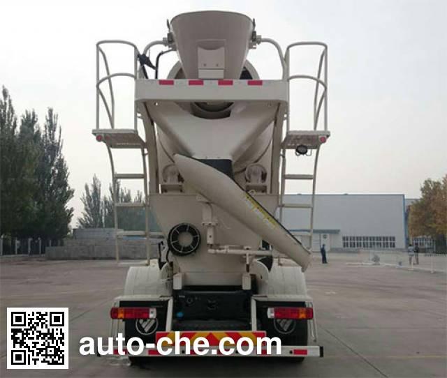 Foton Auman BJ5253GJB-AC concrete mixer truck
