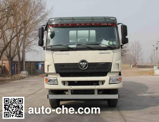 Foton Auman BJ5253GJB-XA concrete mixer truck
