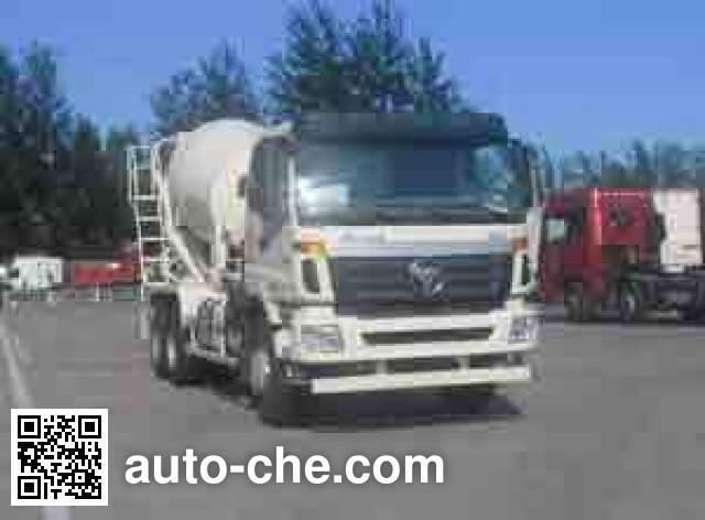 Foton BJ5253GJB-XA concrete mixer truck