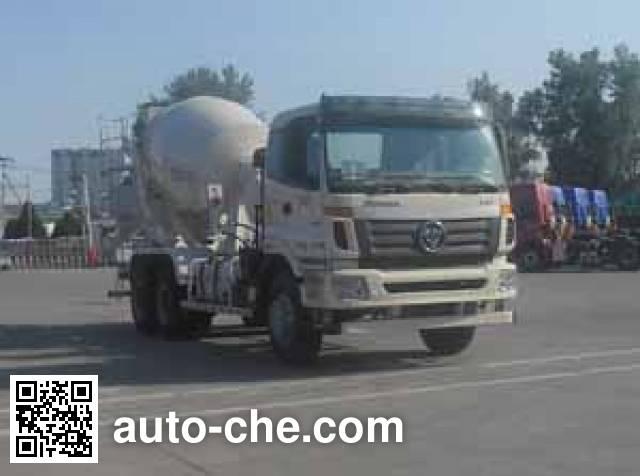 Foton BJ5253GJB-XC concrete mixer truck