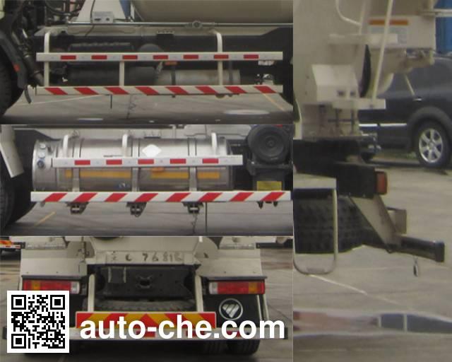 欧曼牌BJ5253GJB-XF混凝土搅拌运输车