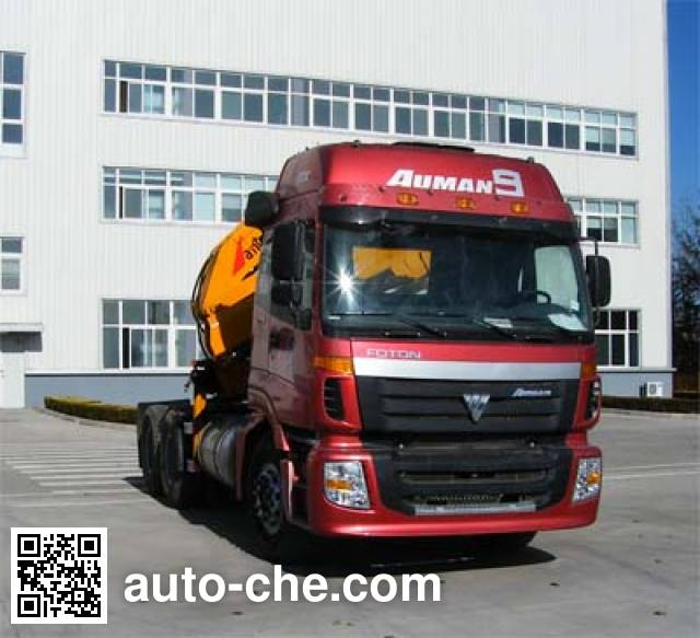 Foton BJ5253SCD-2 tractor unit mounted loader crane
