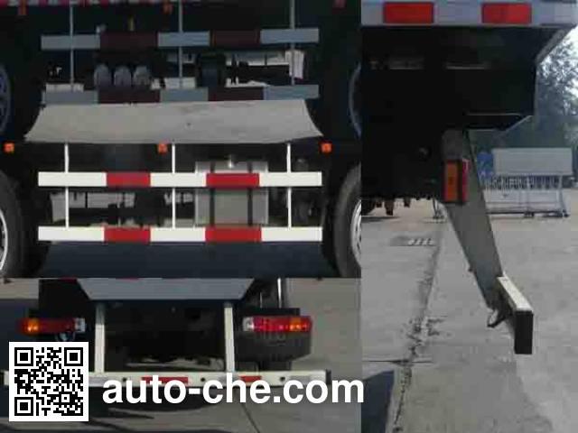 Foton Auman BJ5253XLC-XA refrigerated truck