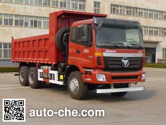 Foton Auman BJ5253ZLJ-XE dump garbage truck