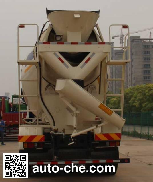 Foton BJ5255GJB-1 concrete mixer truck