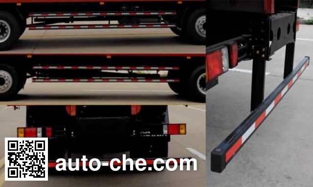 Foton BJ5255XXY-2 box van truck