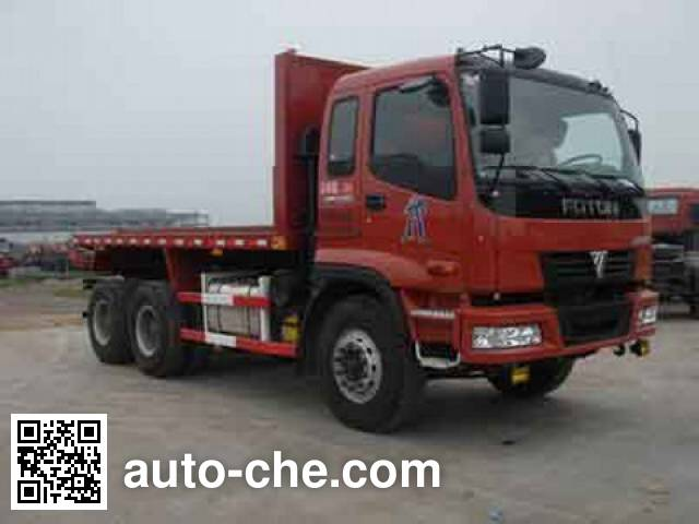 Foton Auman BJ5258VLPJB-1 flatbed truck