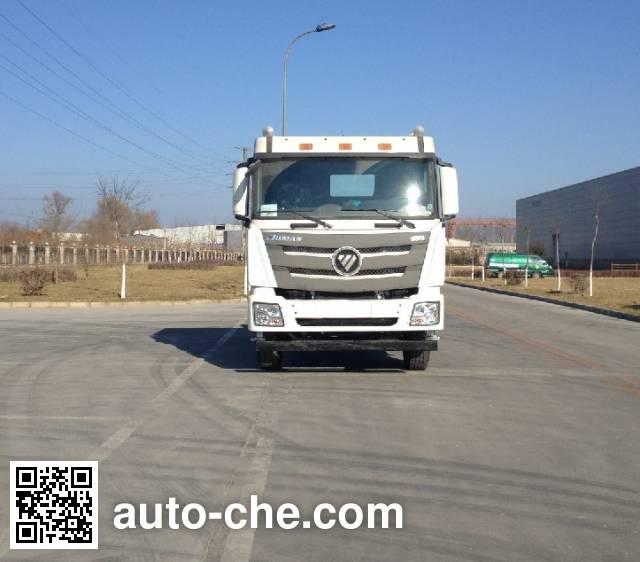 Foton Auman BJ5259GJB-AA concrete mixer truck chassis