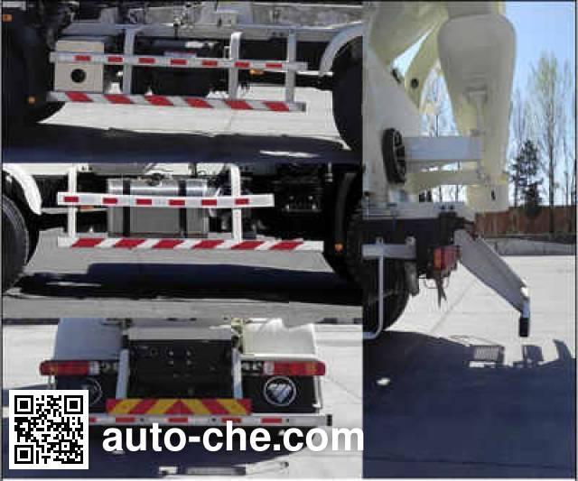 Foton Auman BJ5259GJB-AA concrete mixer truck