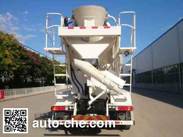 Foton Auman BJ5259GJB-AC concrete mixer truck