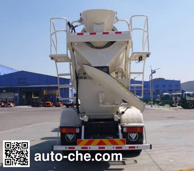 欧曼牌BJ5259GJB-XC混凝土搅拌运输车