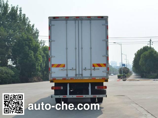 Foton Auman BJ5259XLC-AA refrigerated truck