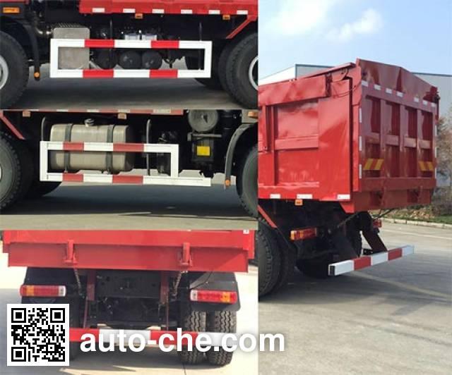 Foton Auman BJ5259ZLJ-XA dump garbage truck