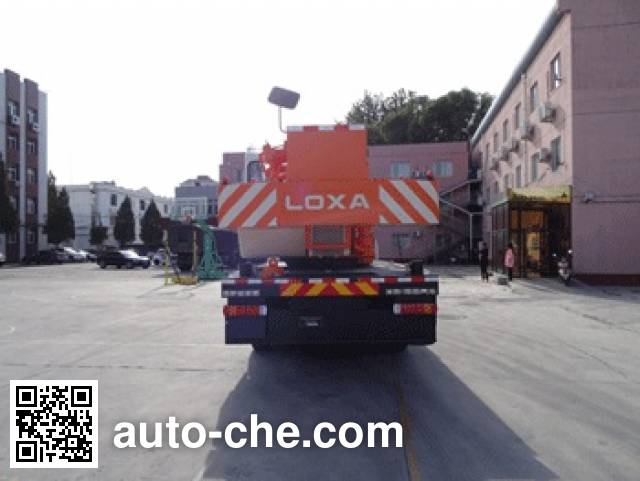 Foton BJ5260JQZ20 truck crane