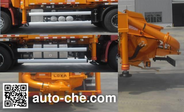 Foton BJ5289THB-XC concrete pump truck