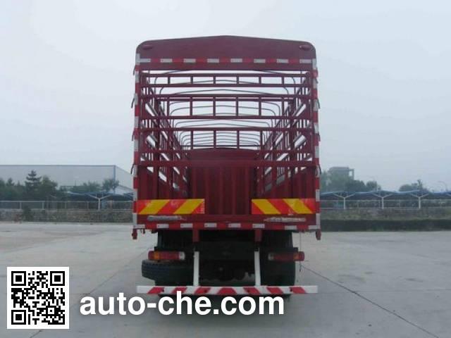 欧曼牌BJ5312CCQ-XA畜禽运输车