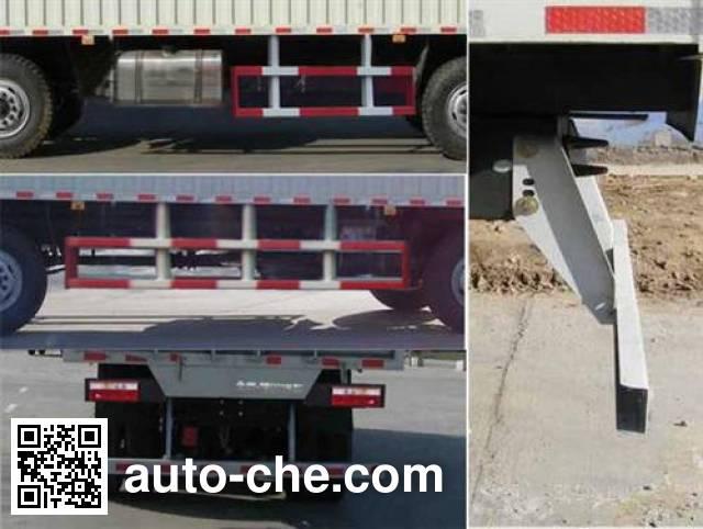 Foton BJ5312CPY-F1 soft top box van truck