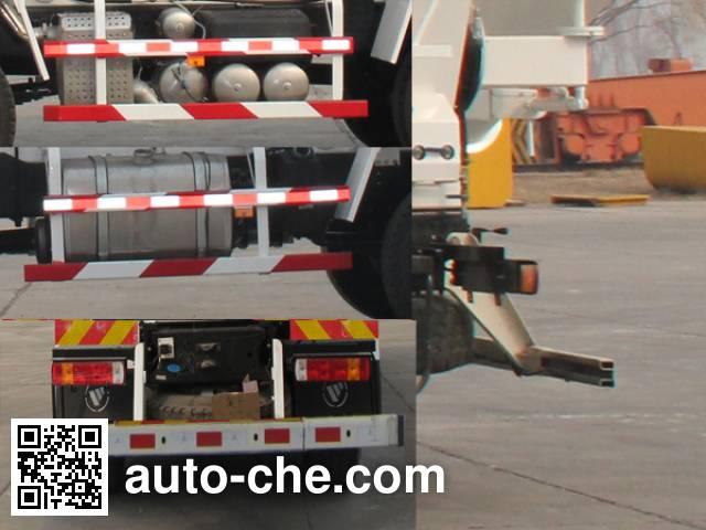 欧曼牌BJ5312GJB-XA混凝土搅拌运输车