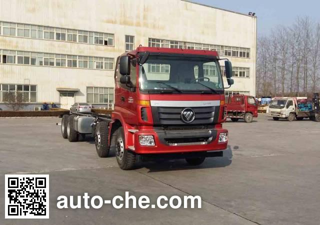Foton Auman BJ5312JSQ-AA truck mounted loader crane chassis