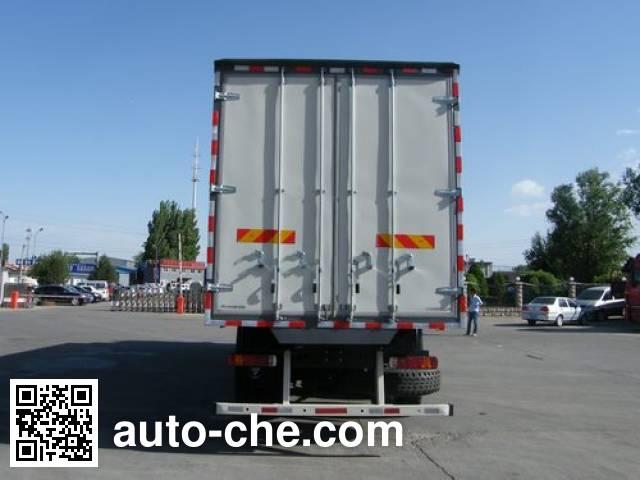 欧曼牌BJ5312XLC-XB冷藏车