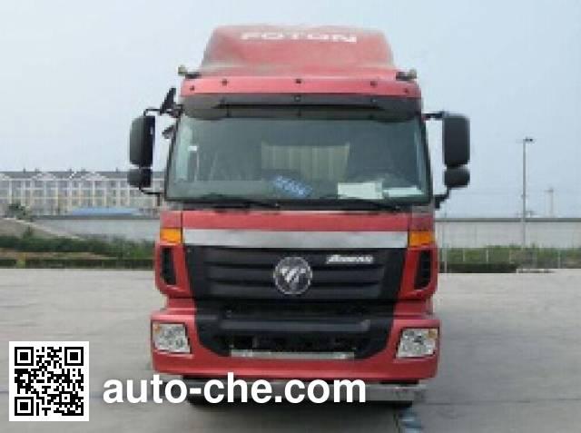 Foton Auman BJ5312XXY-XC box van truck
