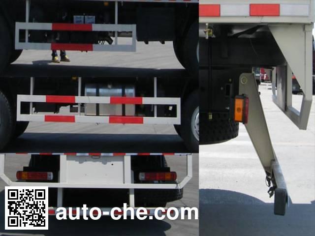 Foton Auman BJ5312XYK-XA wing van truck