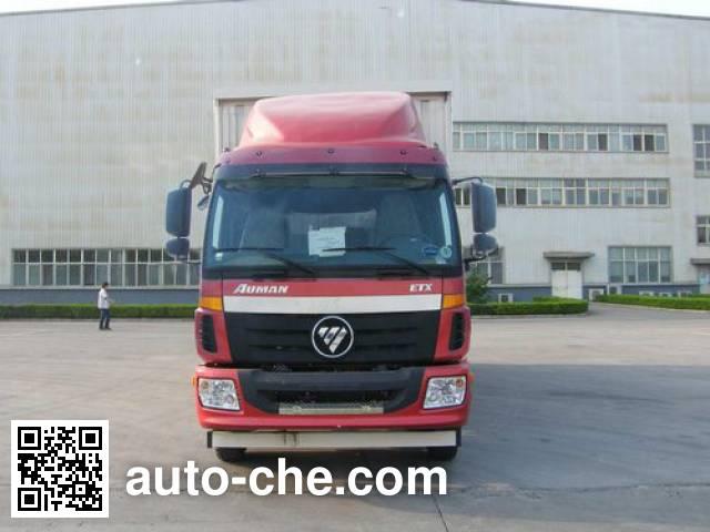 Foton Auman BJ5312XYK-XB wing van truck
