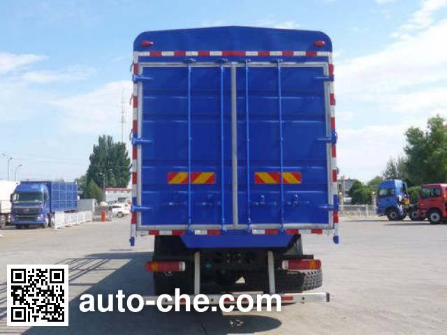 欧曼牌BJ5313CCQ-XC畜禽运输车