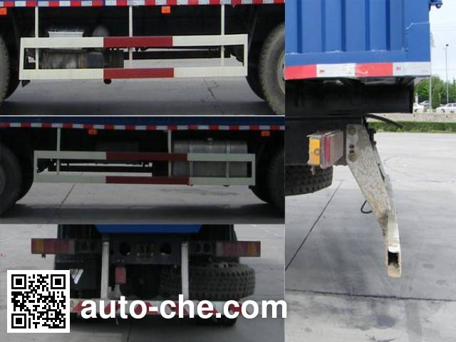 Foton Auman BJ5319CPY-1 soft top box van truck