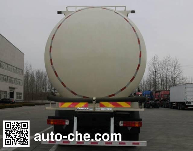 Foton BJ5313GFL-AA low-density bulk powder transport tank truck