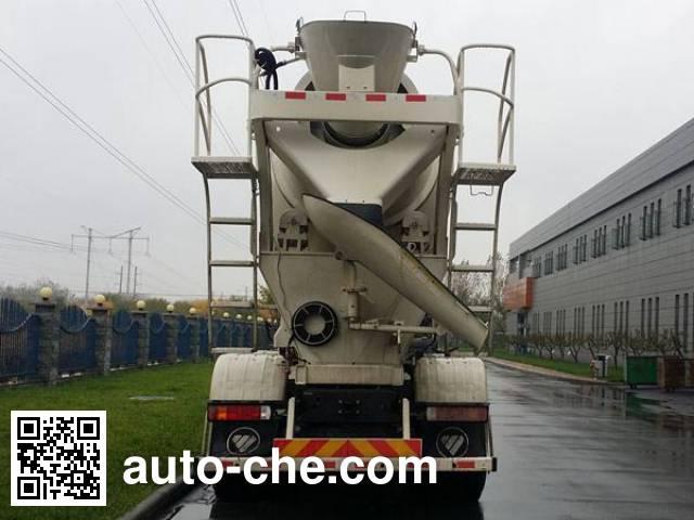Foton Auman BJ5313GJB-AA concrete mixer truck