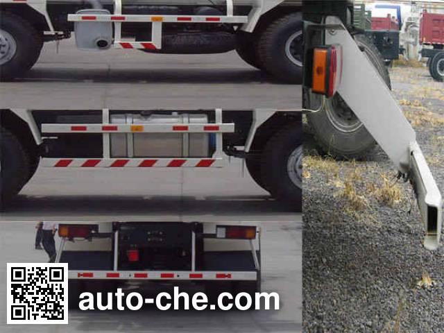 欧曼牌BJ5313GJB-XB混凝土搅拌运输车