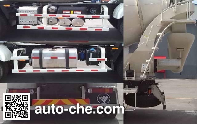 Foton BJ5313GJB-XB concrete mixer truck