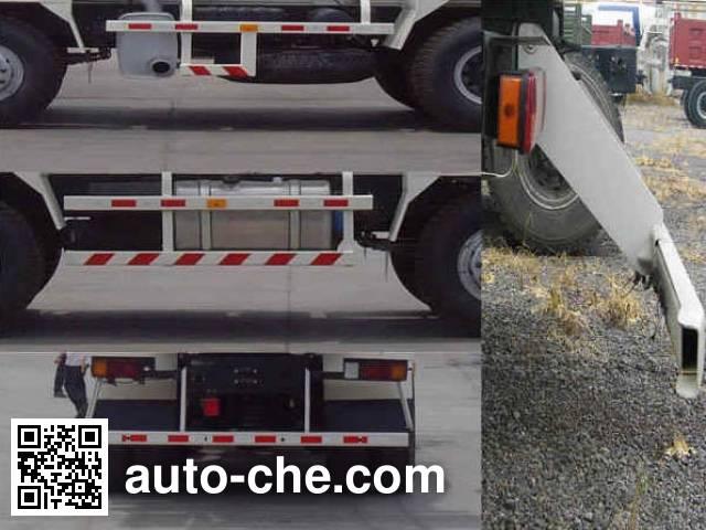 欧曼牌BJ5313GJB-XD混凝土搅拌运输车
