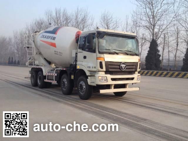 Foton Auman BJ5313GJB-XE concrete mixer truck
