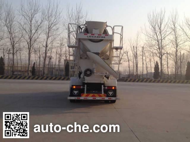 欧曼牌BJ5313GJB-XF混凝土搅拌运输车